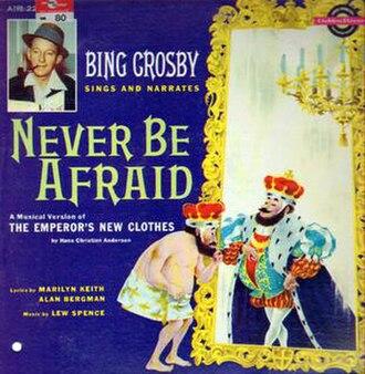 Never Be Afraid - Image: Never Be Afraid (album cover)