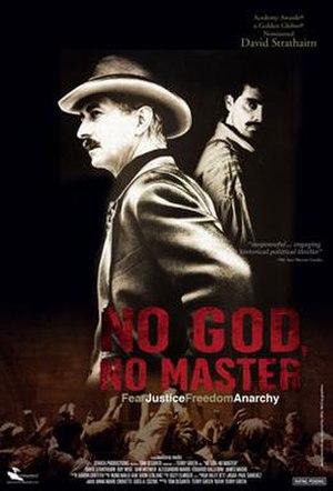 No God, No Master - Image: No God, No Master poster