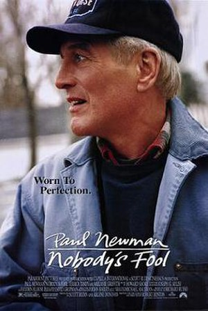 Nobody's Fool (1994 film) - Theatrical release poster