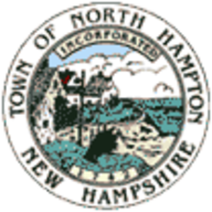 North Hampton, New Hampshire - 1844 Town Hall