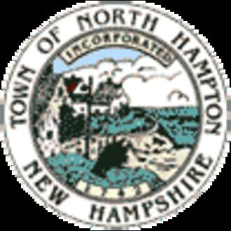 North Hampton, New Hampshire - 1844 Town Hall