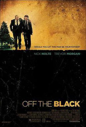 Off the Black - Theatrical release poster