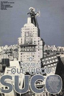 <i>O Homem que Virou Suco</i> 1980 film by João Batista de Andrade