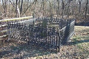 Old Dutch Parsonage - Old Dutch Parsonage cemetery