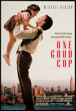One Good Cop - Theatrical release poster