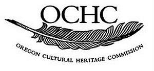 Oregon Cultural Heritage Commission - Image: Oregon Cultural Heritage Commission logo
