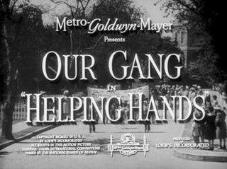 <i>Helping Hands</i> (film) 1941 film by Edward L. Cahn