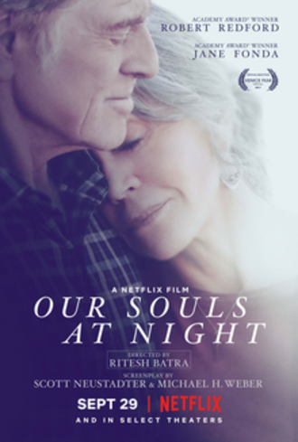 Our Souls at Night (film) - Theatrical and Netflix release poster