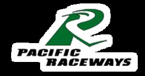 Pacific Raceways - Image: Pacific raceways logo