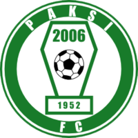 Paks football logo.png