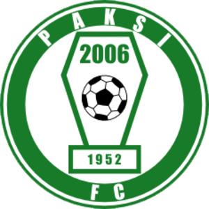 Paksi FC - Image: Paks football logo