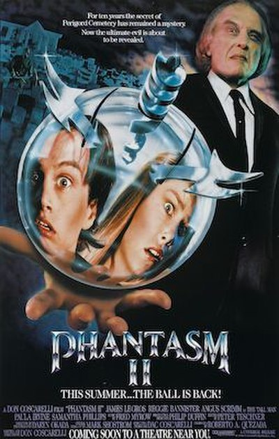 Picture of a movie: Phantasm II