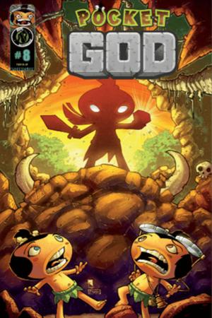 Pocket God (comics) - Image: Pocket God Issue 1
