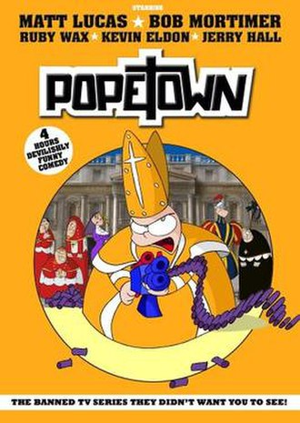 Popetown - The Popetown DVD Cover
