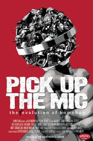 Pick Up the Mic - Film poster