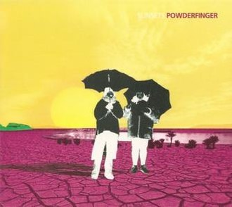 Sunsets (song) - Image: Powderfinger Sunsets