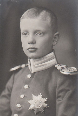 Prince Ernst Heinrich of Saxony - Image: Prince Ernst Saxony