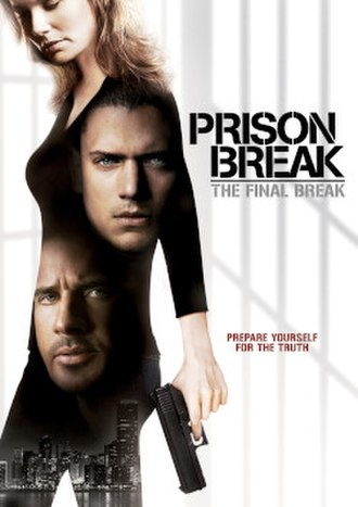 Prison Break: The Final Break - DVD cover