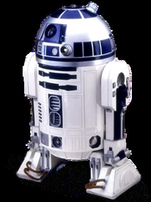 R2-D2 - Image: R2 D2 Droid