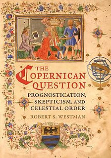 <i>The Copernican Question</i> Book by Robert S. Westman