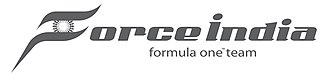 Racing Point Force India - Image: Racing Point Force India logo