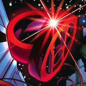 Red Lantern Corps - Laira's Red Power Ring