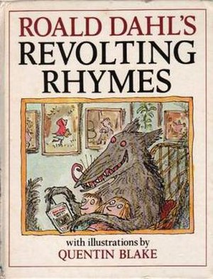 Revolting Rhymes - First edition