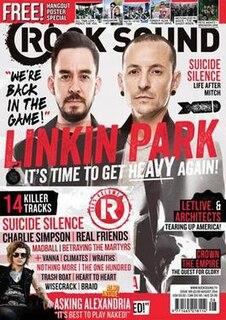 <i>Rock Sound</i> magazine