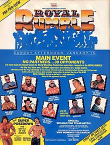 Image result for wwf royal rumble 1989