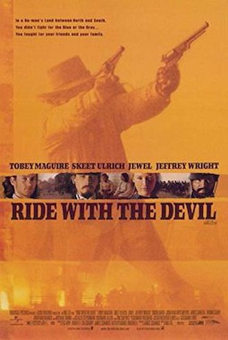 Ride with the Devil (film) - Theatrical release poster