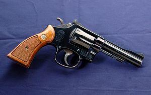S&W Model 15-4