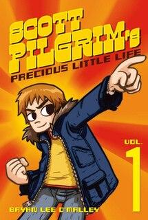 <i>Scott Pilgrim</i> Canadian graphic novels