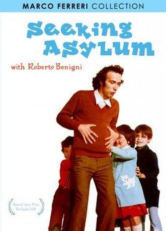 Seeking Asylum (film) - Image: Seeking Asylum Film Poster