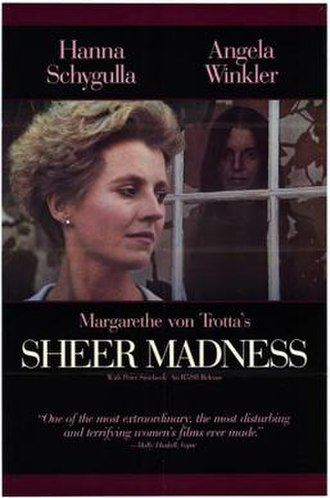 Sheer Madness - Film poster