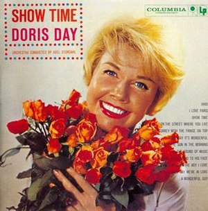 Show Time (Doris Day album) - Image: Show Time cover