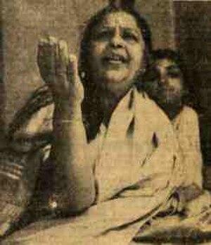 Siddheshwari Devi - Image: Siddheshwari Devi