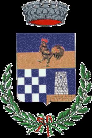 Siniscola - Image: Siniscola Stemma