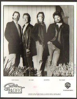 Southern Pacific (band) American country rock band