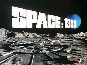 Space: 1999 - Year One title screen