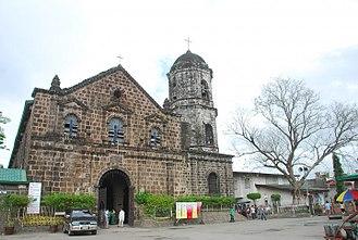 Binangonan - Sta. Ursula Parish Church