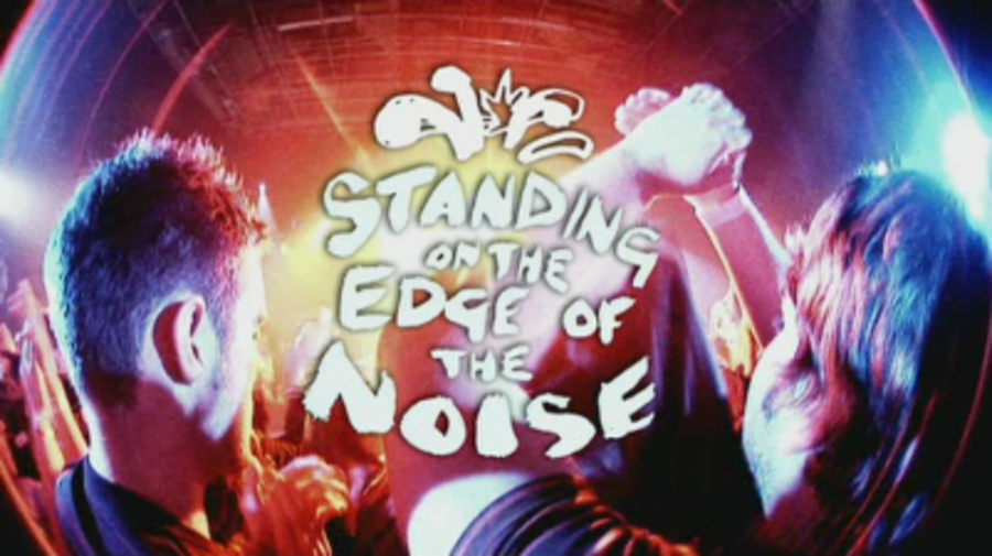 Standing on the Edge of the Noise