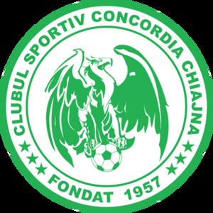 CS Concordia Chiajna - Image: Stema Concordia