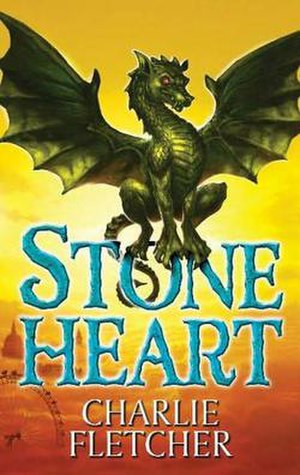 Stoneheart trilogy - First UK edition of Stoneheart