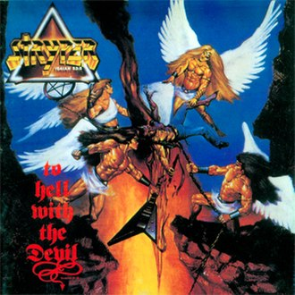 To Hell with the Devil - Image: Stryper THWTD 1st