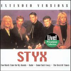 Extended Versions (Styx album) - Image: Styx Extended Versions