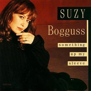 Something Up My Sleeve - Image: Suzy Bogguss Something Up My Sleeve