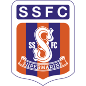 Swindon Supermarine F.C. - The club's former crest