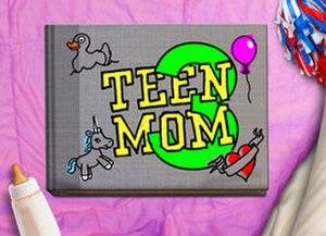 Teen Mom 3 - Image: Teen Mom 3 logo