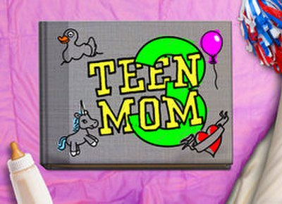 Picture of a TV show: Teen Mom 3