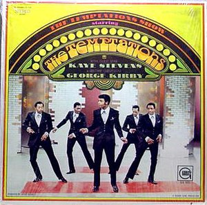 The Temptations Show - Image: Temptations show